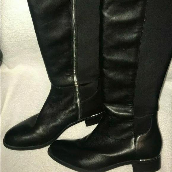 Calvin Klein Cylan Overknee Stiefel: : Schuhe
